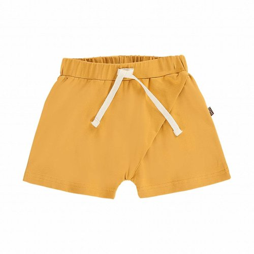House of Jamie Crossover Short Honey Mustard