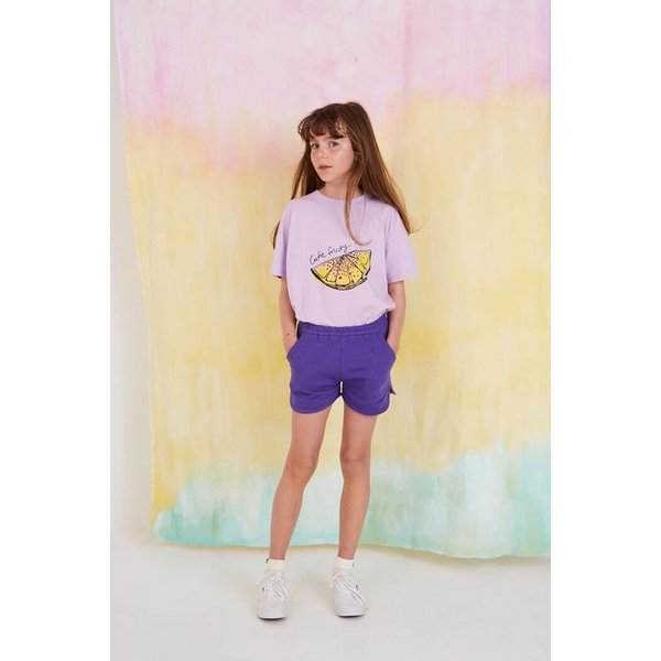 Paris Shorts Ultra Violet