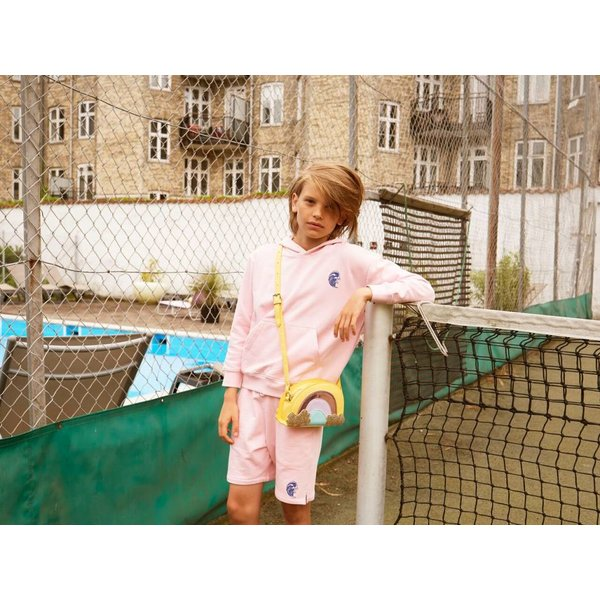Bowie Hoodie Waverider Parfait Pink