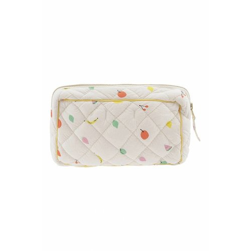 Soft Gallery Toilet Purse AOP Fruity Pristine - Toilet tas