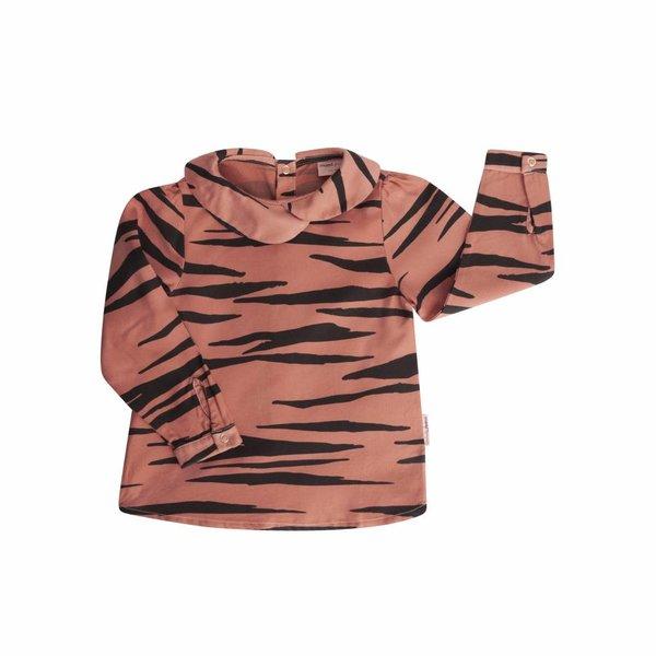 Pink Tiger Blouse