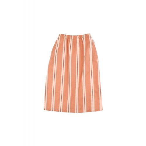 Tinycottons Retro Stripes Long Skirt