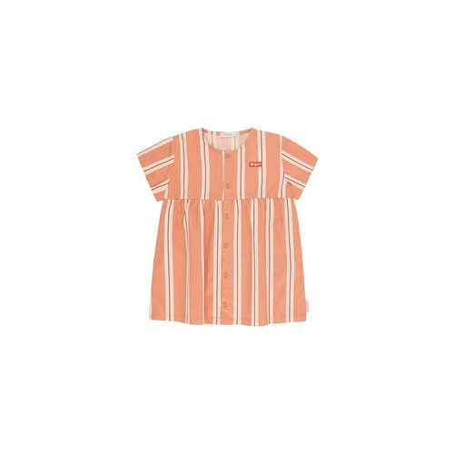 Tinycottons Retro Stripes SS Dress - jurk
