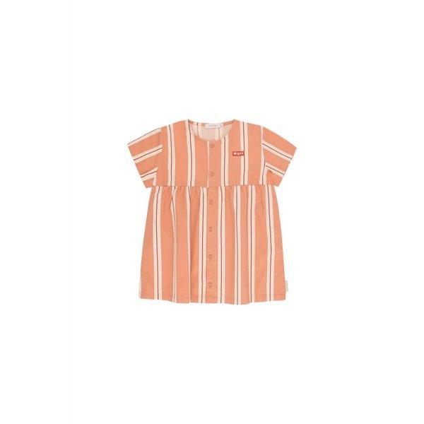 Retro Stripes SS Dress - jurk