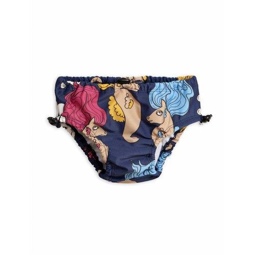 Mini Rodini Seahorse Baby Swimpants - zwembroek