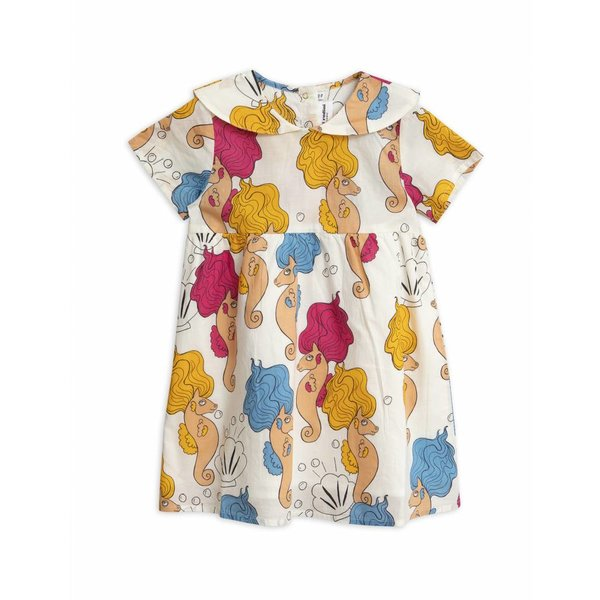 Seahorse Sailor Dress - jurk
