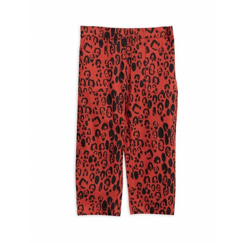 Mini Rodini Leopard Woven trousers