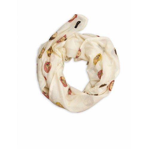 Mini Rodini Monkey Scarf - sjaal