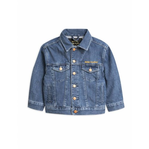 Mini Rodini Seamonster Denim Jacket