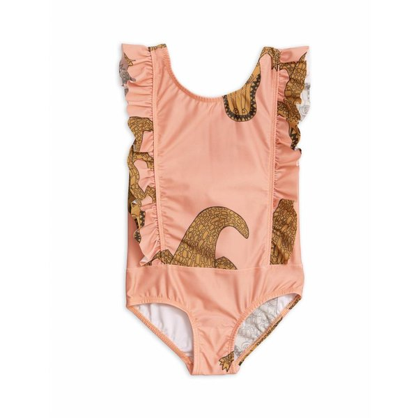 Crocco Ruffled Swimsuit