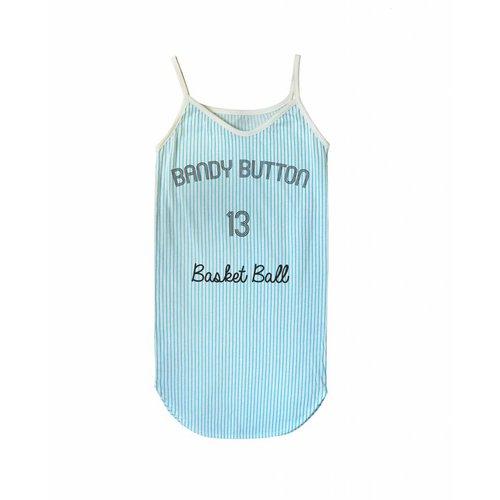 Bandy Button Kenton Dress - jurk