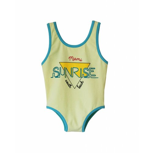 Bandy Button Spring swimsuit - body