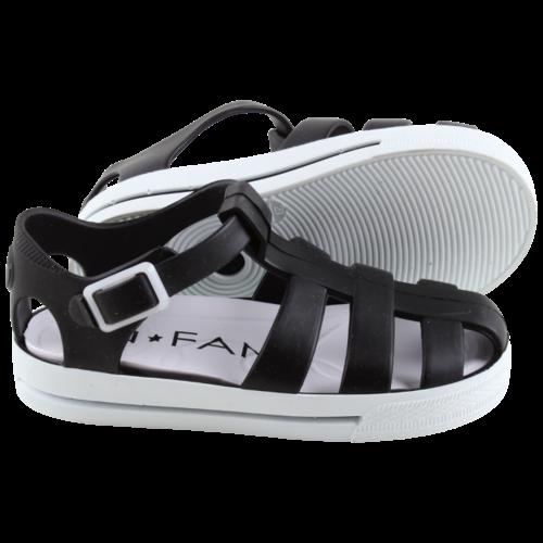 En Fant Waterschoenen Black - sandalen