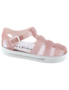 Water Sandals rose gold