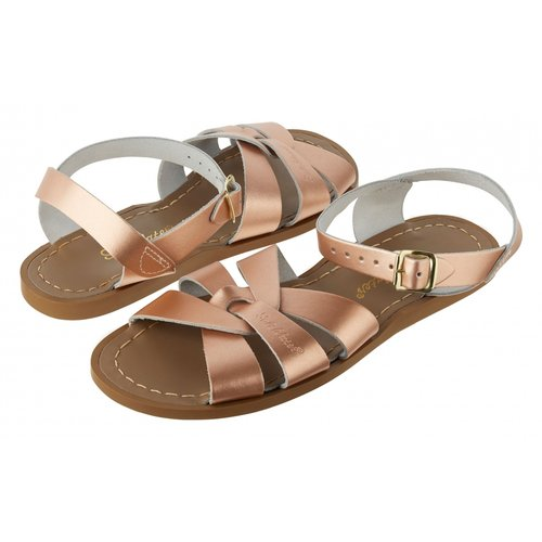 Salt-Water Sandals Original Rose Gold - Sandalen