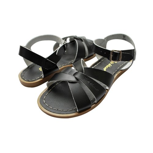 Salt-Water Sandals Original Black - Sandalen