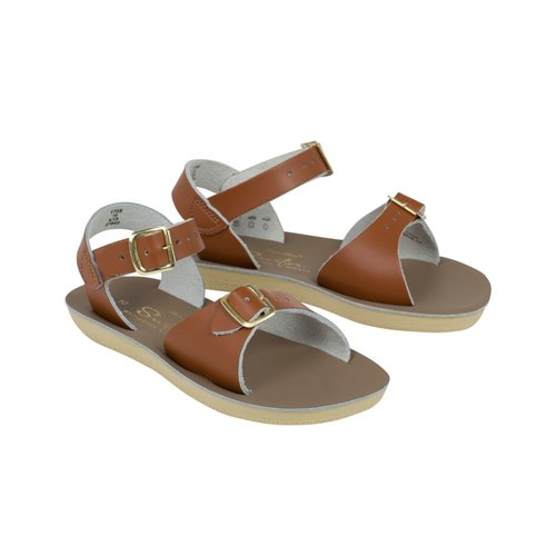 Salt-Water Sandals Surfer Tan Sandals