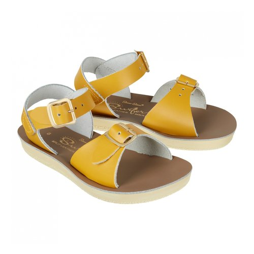Salt-Water Sandals Surfer Mustard - Sandalen