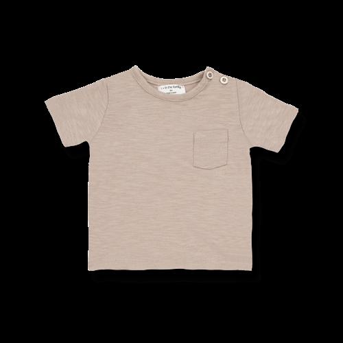 1+ in the Family Domenico T-shirt Argila