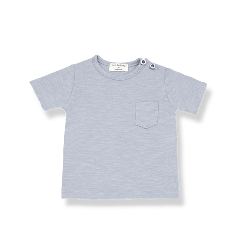 1+ in the Family Domenico T-shirt Light Blue