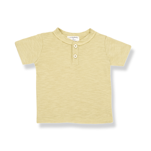 1+ in the Family Ximo T-shirt Raffia
