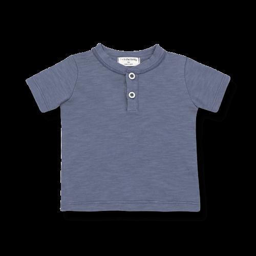 1+ in the Family Ximo T-shirt Indigo