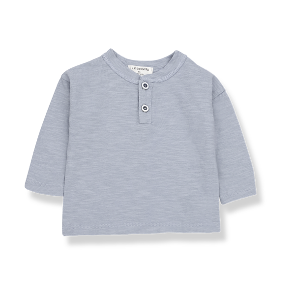 Donato Long sleeve Light Blue