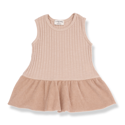 1+ in the Family Matilda Dress Argila - jurk