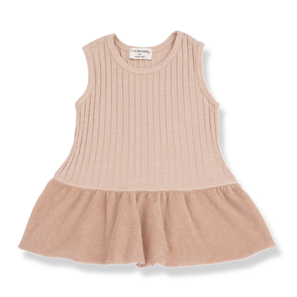 Matilda Dress Argila