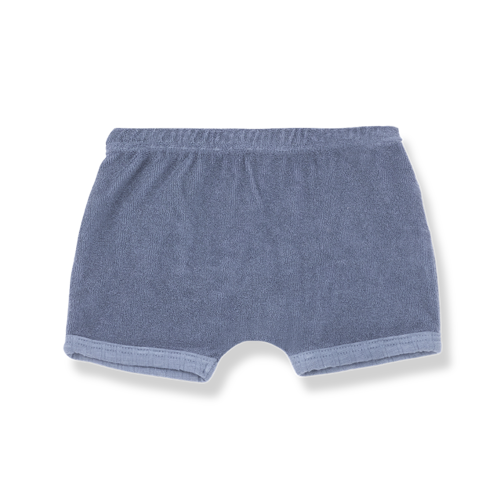 1+ in the Family Lluc Boxer Indigo - korte broek