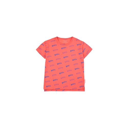 Tinycottons BFFs SS Tee Light Red