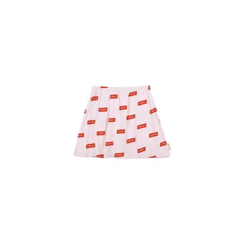 Tinycottons Sweet Short Skirt Pearl - rok