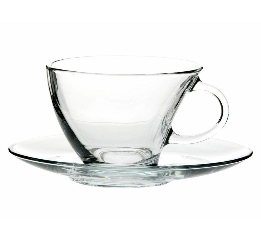 Penguen 12-delige koffieset