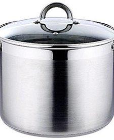 Paslanmaz Çelik tencere XXL 20 litre