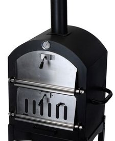 Pizza barbecue oven