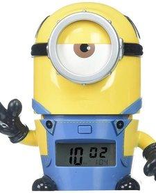 Minions Stuart Alarm Klok