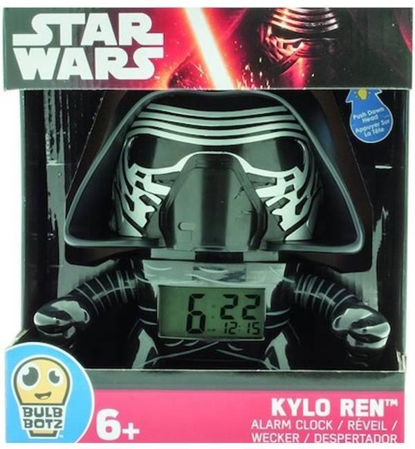 Bulbbotz Star Wars Kylo Ren Alarm Klok