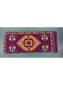 Traditionele Turkse rugkussen