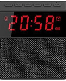 Bluetooth Wekkerradio