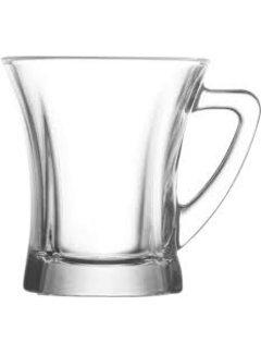 LAV Truva 3 parçalı kulplu çay bardağı seti