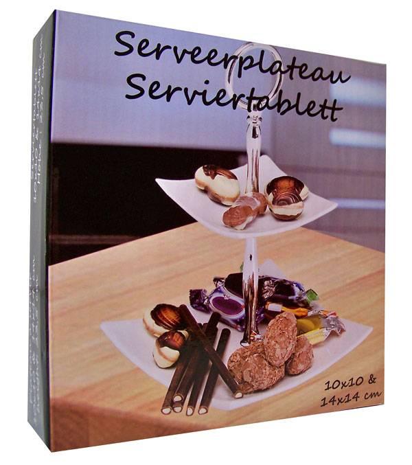 Cuisine Performance Serveerplateau