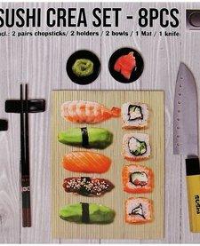 Sushi Crea set - 8 delig