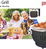 Lowenthal Rookvrije barbecuegrill