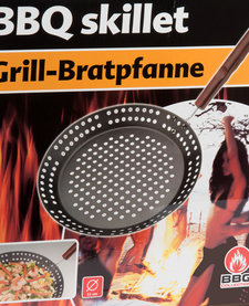Barbecue-pan - 32cm