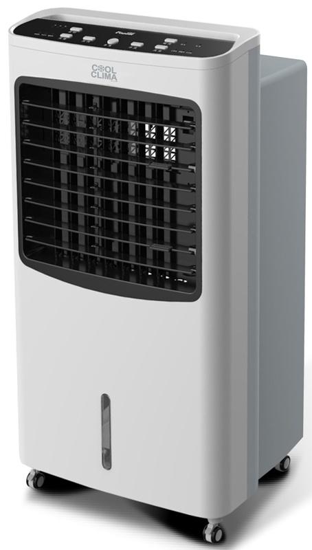 Cool Clima Luchtkoeler Luxe - 8L - met timer en AB