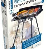 Cuisinier Deluxe Elektrische barbecue - 2000W - zwart