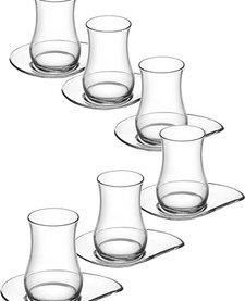 LAV EVA çay bardağı seti (170cc)
