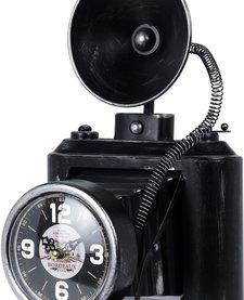 Retro klok camera
