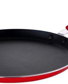 Pannenkoekpan - 24 cm - jazzy red