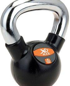 Kettlebell rubber 4 kg